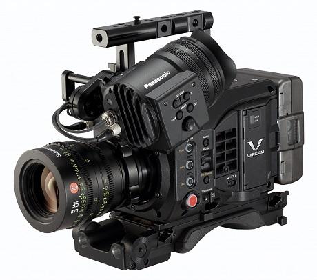 VariCam LT 4K Compact Camcorder
