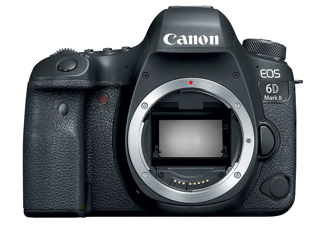 6d Mark II Body
