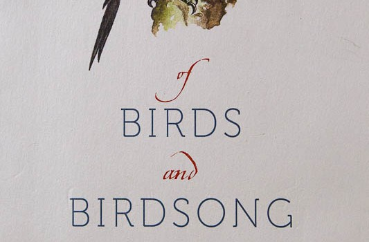 Of Birds and Birdsong by M. Krishnan Edited by Shanthi and Ashish Chandola &nbsp; When I came to know that Shanthi and Ashish Chandola had compiled Shri M. Krishnans published writings about birds in a...