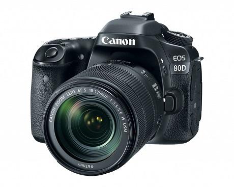 Canon 80D SLR