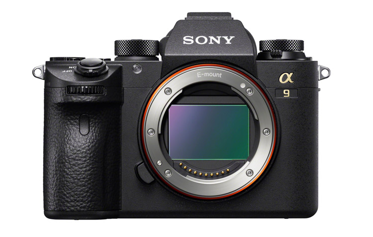 Sony Full Frame Mirrorless Camera