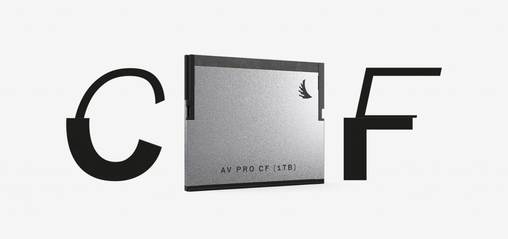 1TB AV Pro CF CFast card