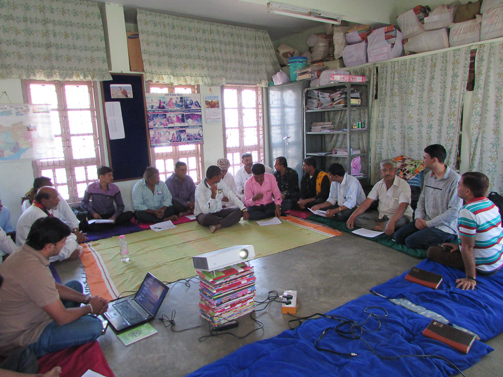 BMC Training to Panchayat