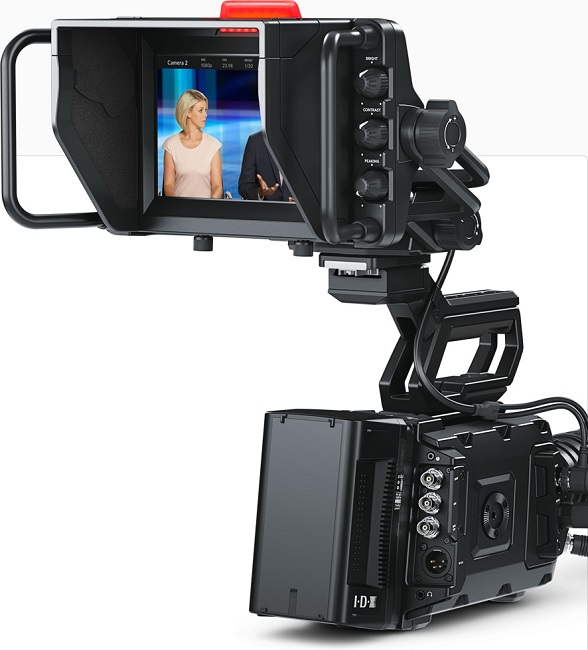 Blackmagic Ursa studio-viewfinder