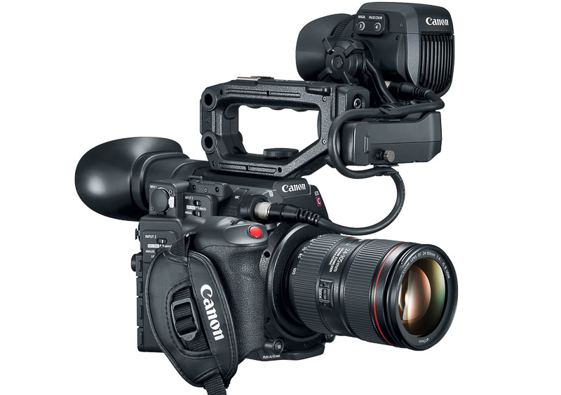 Canon Announces EOS C200 Cinema camera