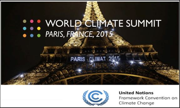 Climate Change Summit in Paris