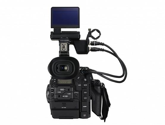 Canon C300 II hiRes ledback