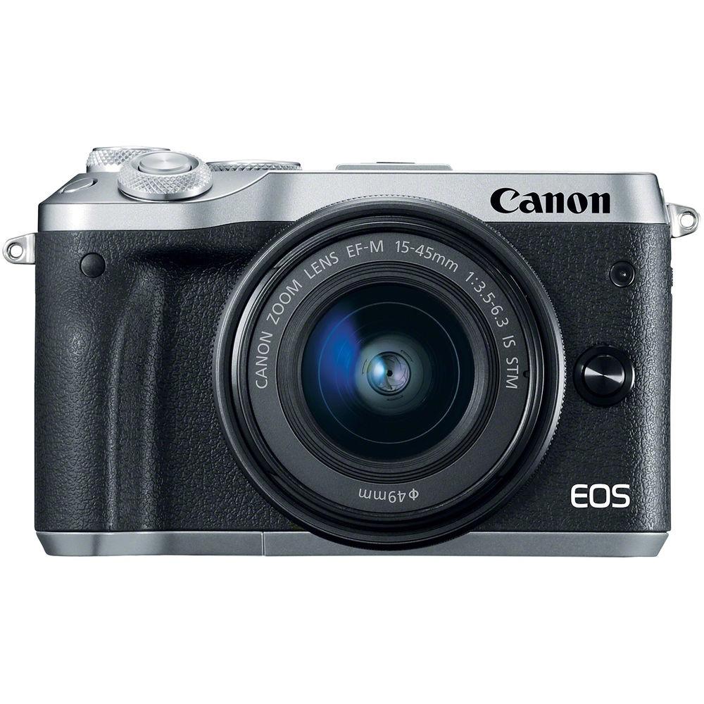 Canon EOS M6 Mirrorless