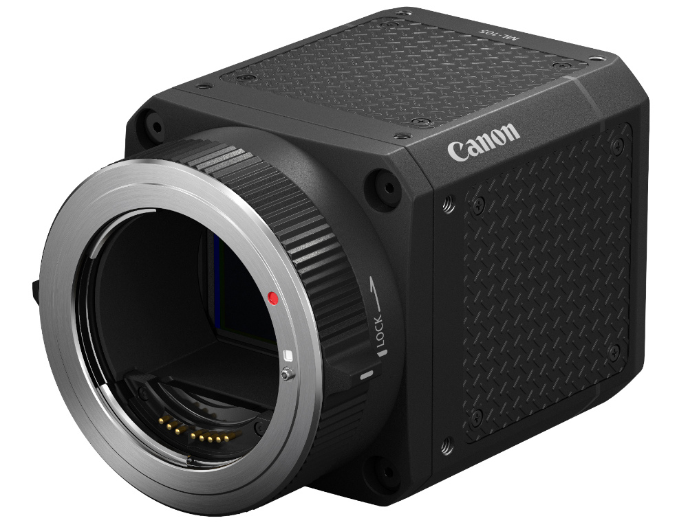 Canon ML camera in EF mount
