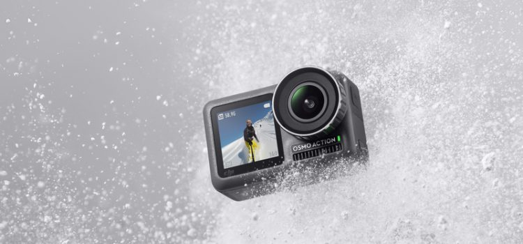 DJI launches 4K Action camera Osmo to compete against Go Pro Hero 7 New Camera Features Front and Rear Color Screens and State-Of-The-Art Electronic Image Stabilization DJI, the current leader in civilian drones, in an […]