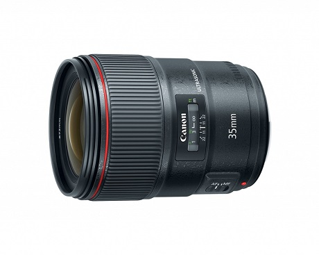 Canon EF 35mm f1.4 II L USM