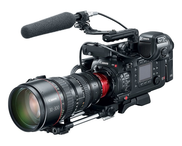 Canon Introduces High end C700 Cinema Camera