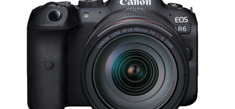 Canon launches affordable EOS R6 full frame mirrorless camera