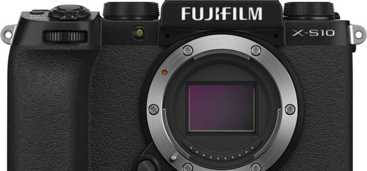 Fujifilm launches X-S10 mirrorless camera Fujifilm has launched the X-S10 mirrorless camera with 26.1 Megapixel still photo capability and 4K 30fps video. This is a nice lightweight camera for walk around as well as discrete […]