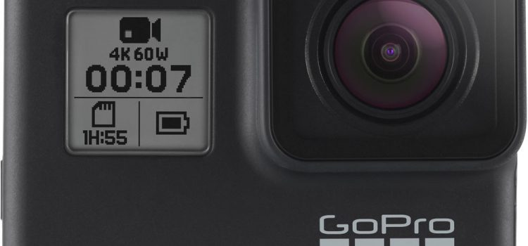 GoPro Hero7 Black shoots 4K 60P video with HyperSmooth handheld facility