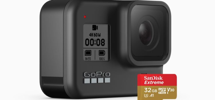 GoPro Hero 8 black launched GoPro has updated its action cameras and has launched the Hero 8 black at $399 USD. Key features of GoPro Hero 8 black: Resolution: 4K 60p/50p. Also 2.7k 120p/100p and […]