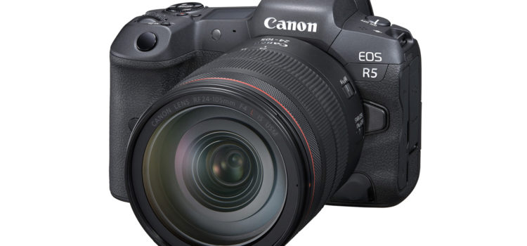Canon EOS R5 shoots 8K raw videos and can revolutionise filmmaking