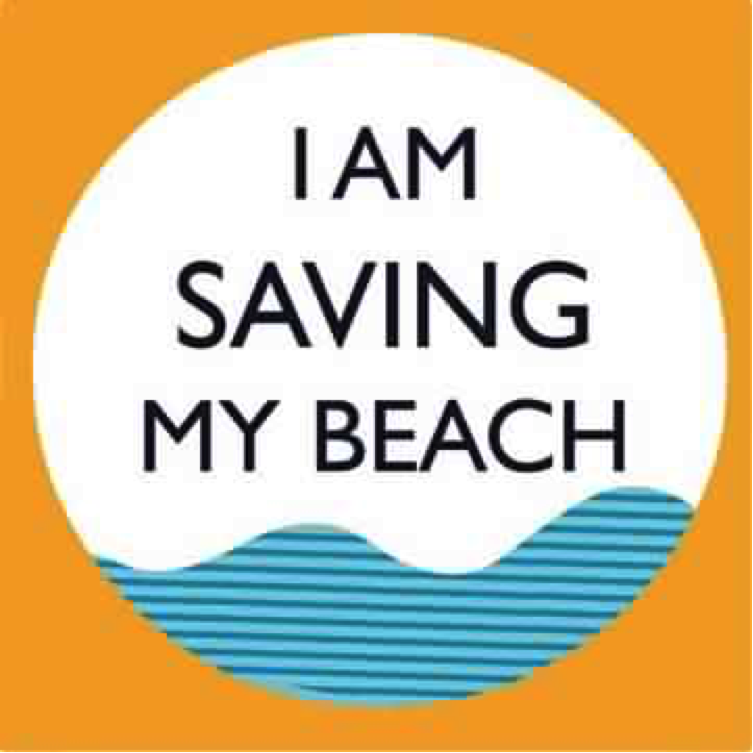 I am saving my beach
