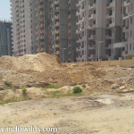 Construction at Noida Courtesy - Amit Gupta