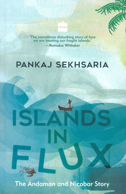 Islands in Flux