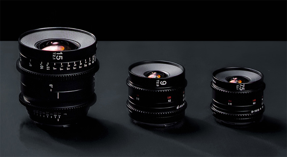 Laowa ultrawide cine lenses