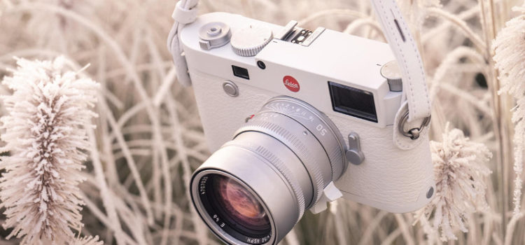 Leica M10 White Leica has launched a limited edition M10 camera in white colour. The new colour option comes in a set with a Summilux-M 50 mm f/1.4 ASPH. lens. The Leica M10-P 'White' is […]