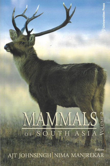 Mammals of South Asia Vol. 2 Coverpage