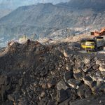 Coal mine in Jharkhand