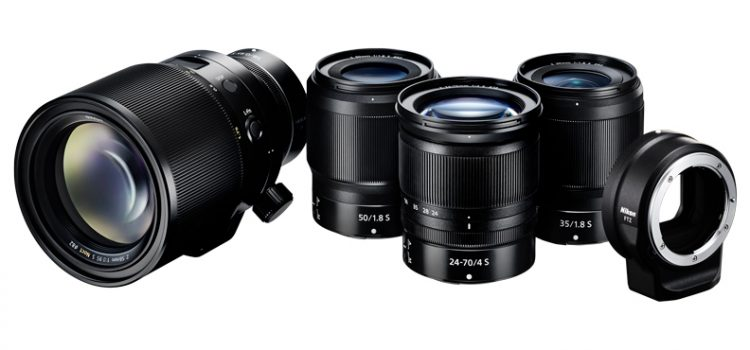 Nikon launches NIKKOR Z Mount lenses for Mirrorless cameras Along with the Nikon Z7 and Nikon Z6 fullframe mirrorless cameras, Nikon announced several lenses in the new Z mount. These new lenses are the standard […]