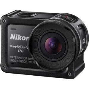Nikon Keymission 170 Ultra HD 4K Action Camera