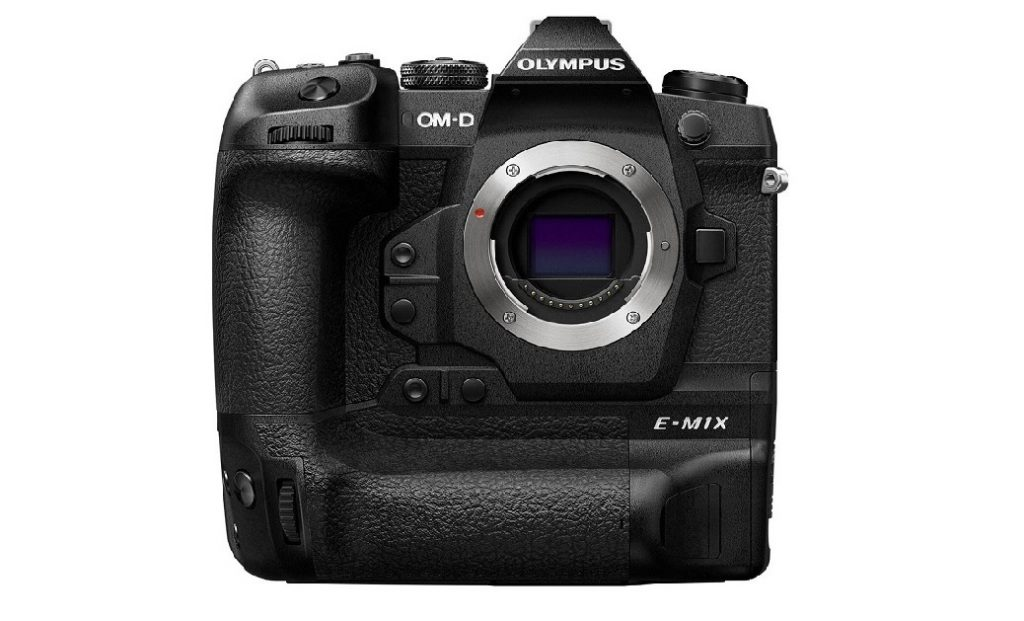 Olympus - OM-D E-M1X professional mirrorless camera