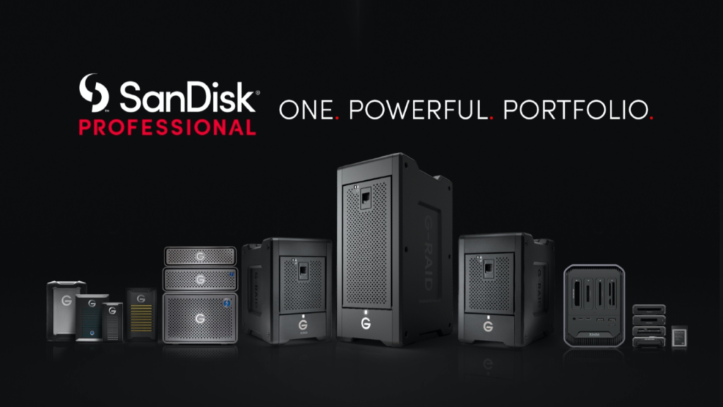 Sandisk Professional Brand