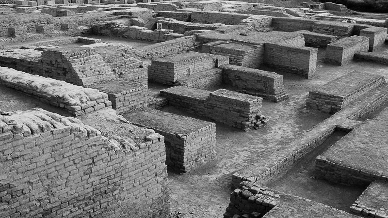 Planned city Indus Valley Civilisation