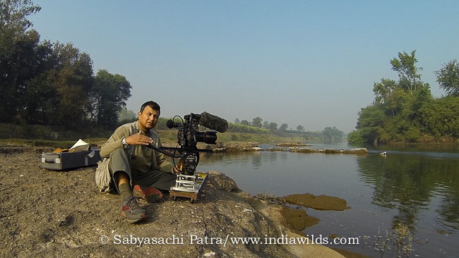 Sabyasachi with MYT 3-in-1 slider