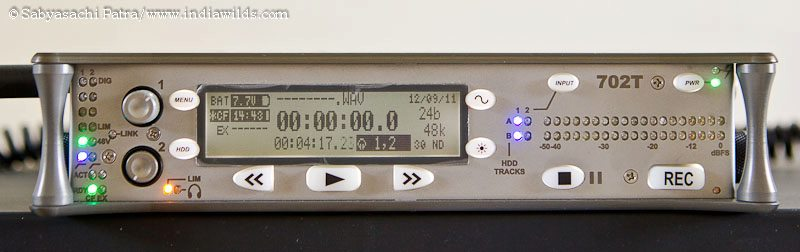 sound devices 702t sound recorder review