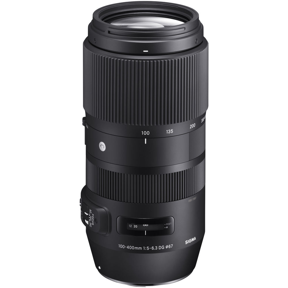 Sigma 100-400 f5-6.3