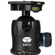 Review of Sirui K-40X Ball Head