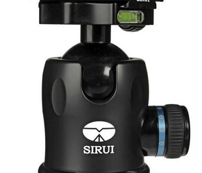 Review of Sirui K-40X Ball Head