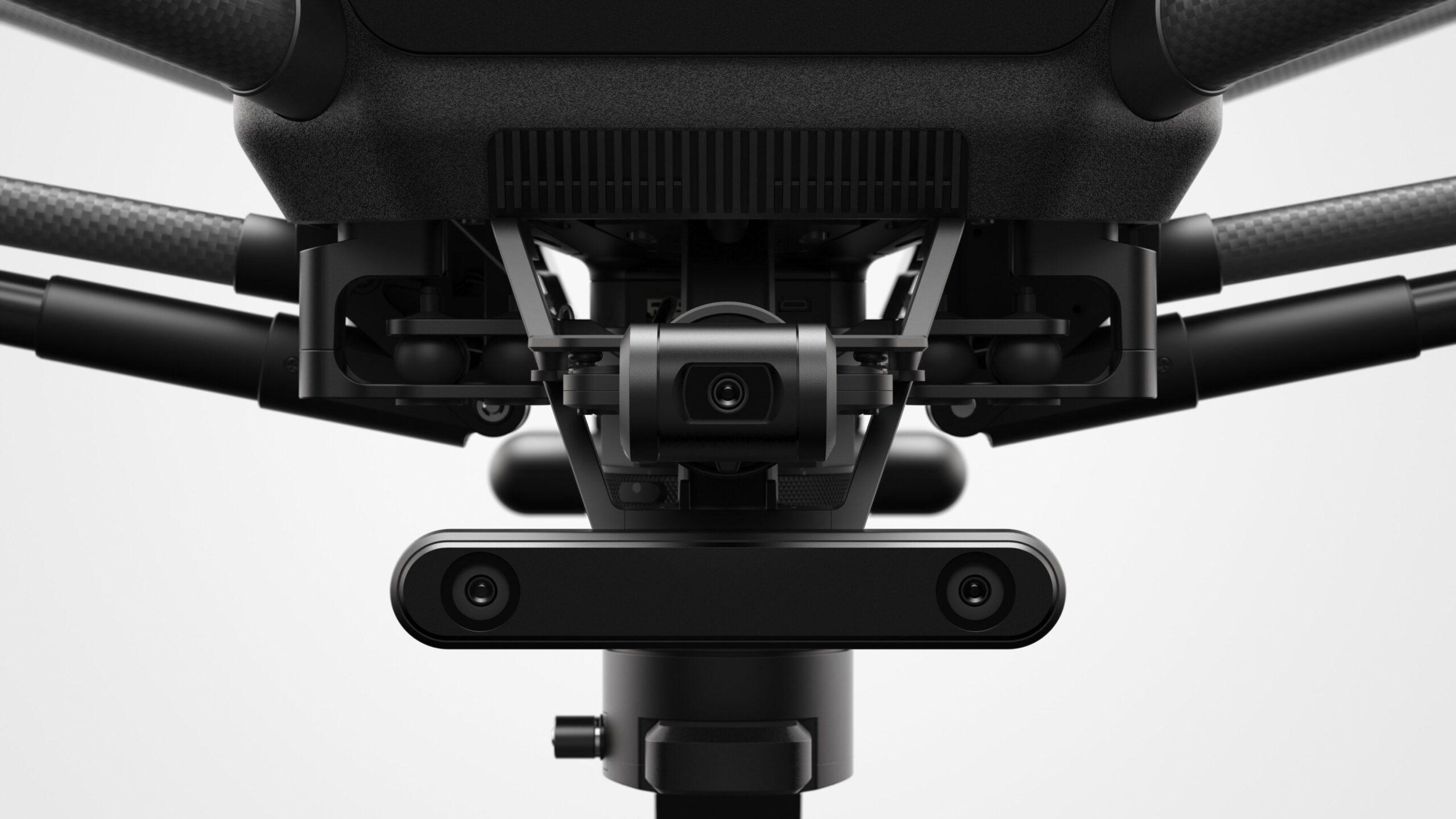 Built-in camera in Sony Airpeak drone