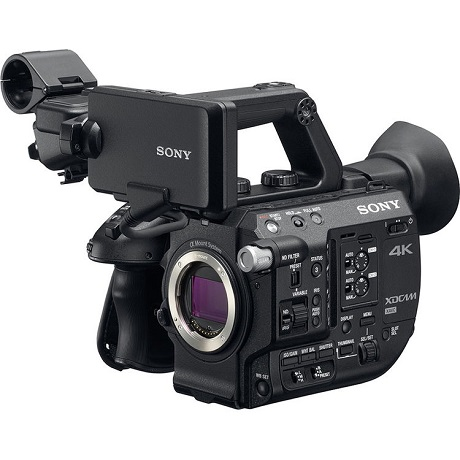 Sony Launches FS5 camcorder