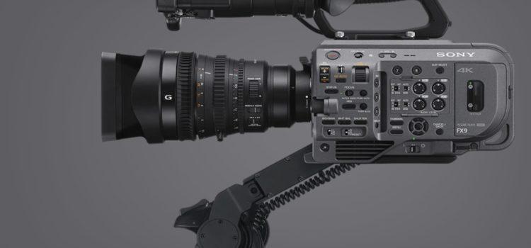 Sony announces new FX9 4k camera with 6k fullframe sensor Sony has announced a new E mount PXW-FX9 digital cinema camera as a successor to Sony FS7/FS7II.  Sensor: newly-developed 6K Full-Frame EXMOR sensor  […]