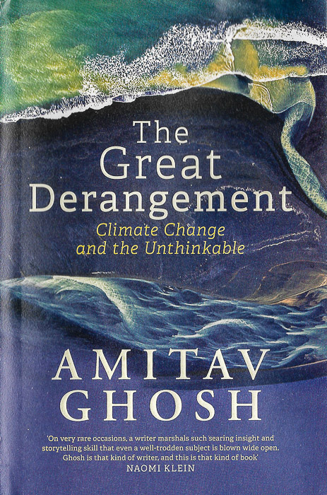 The Great Derangement Cover page
