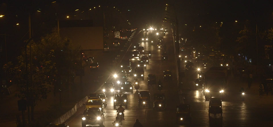 Traffic causes sound pollution in cities