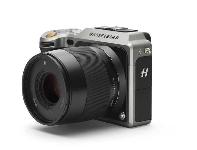 Hasselblad launches X1D-50C
