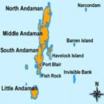 Andaman Map