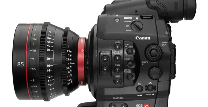 Canon Cinema EOS C300 for Wildlife Filming Canon made a historic announcement of its Cinema EOS range of Cameras and lenses in Hollywood on 3rdof November, 2011 when it announced the Cinema EOS C300 camera....