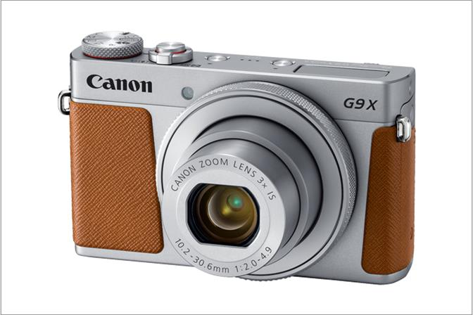 Canon Powershot G9 X Mark II Camera