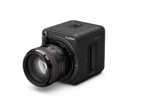 Canon launches ME20F-SH camera with 4,000,000 ISO (ISO 40 lakh)