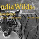 IndiaWilds Newsletter September-2018