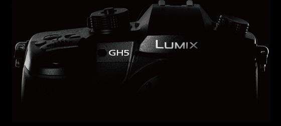 Panasonic GH5 Mirrorless Camera